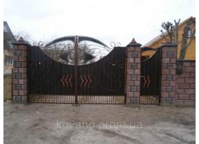 Ворота ковані Бетман