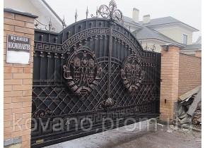 Ворота ковані Белла