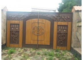 Ворота ковані Амаль