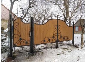Ворота ковані Нінель
