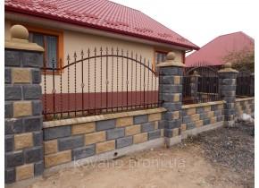 Забор кованый Еталон Еталон плюс Эталон