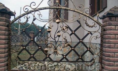 Забор кованый Беатріс