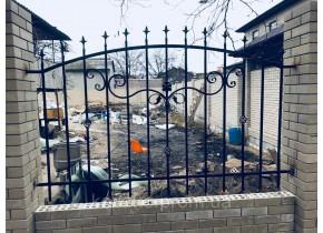Забор кованый Пелагія