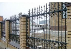 Забор кованый Дженіфер