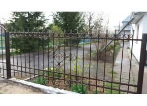 Забор кованый Ізабелла