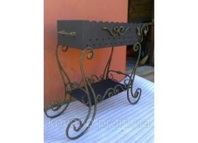 Изготовление сувенирных шампуров и мангалов | 210x290