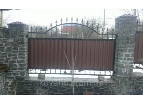 Забор кованый Профіт Профит