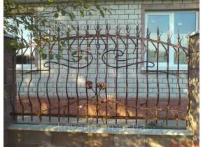 Забор кованый Вікон Виконт