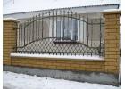Забор кованый Аелита Аелита плюс Аэлита