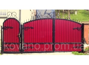 Ворота ковані Нана