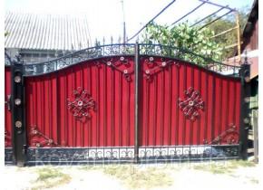 Ворота ковані Гера