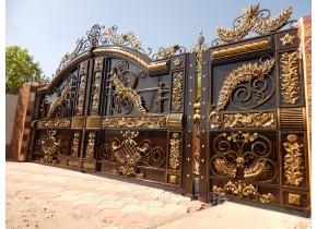 Ворота ковані Аліса Алиса