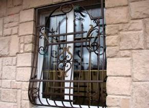 Ковані решітки на вікна